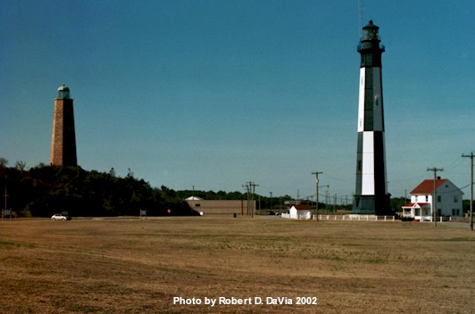 Lighthouses of Cape Henry