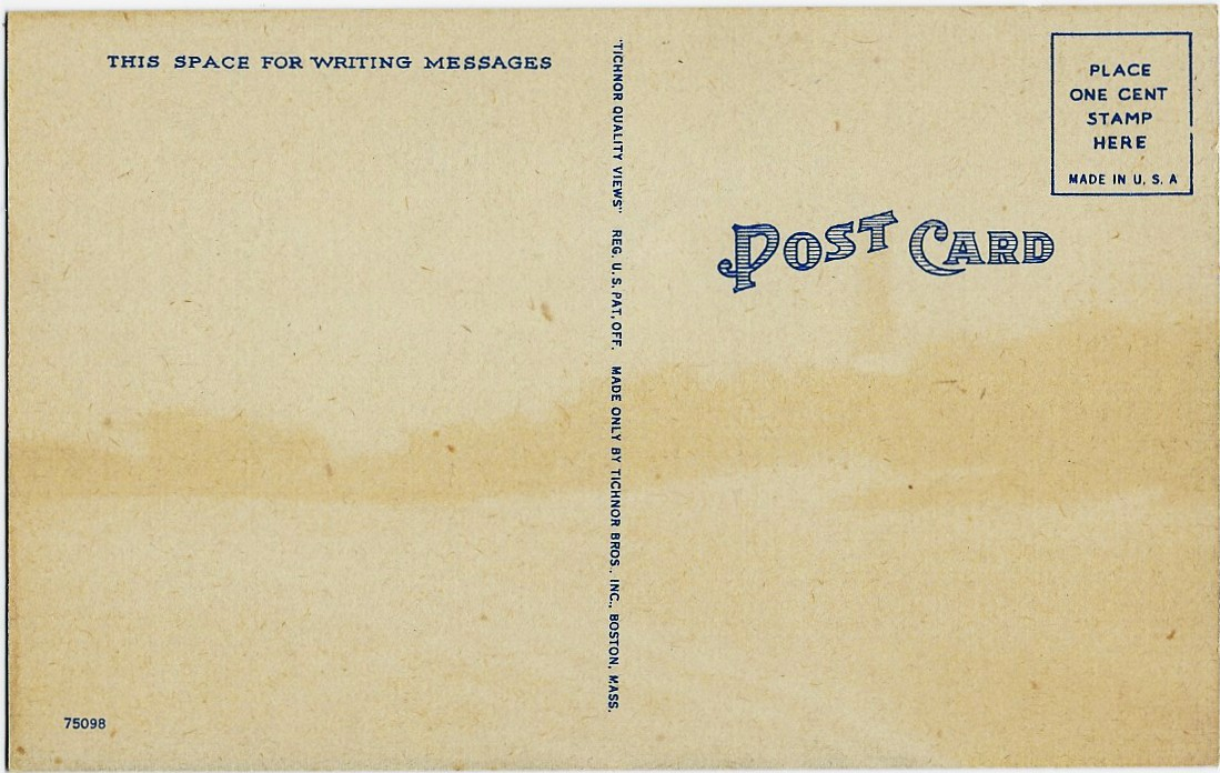 Lighthouse, Pensacola, Fla. Postcard 10 75098 (FL) - Click Image to Close